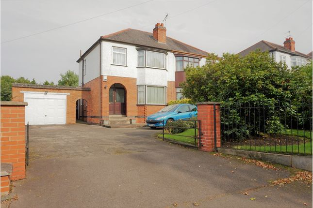 3 bed semi-detached house for sale in Ratby Lane, Kirby Muxloe, Leicester