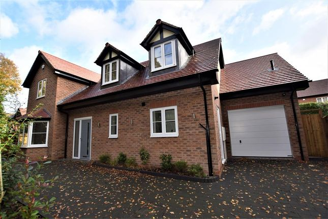 Thumbnail Detached house for sale in Four Ashes Road, Bentley Heath, Solihull