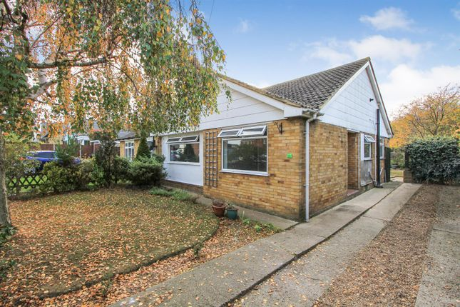 2 bed semi-detached bungalow to rent in Fletcher Road, Whitstable