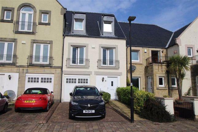 4 bed terraced house for sale in Harbourside, Inverkip, Greenock PA16