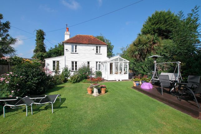 Thumbnail Detached house for sale in Lower Herne Road, Herne Bay