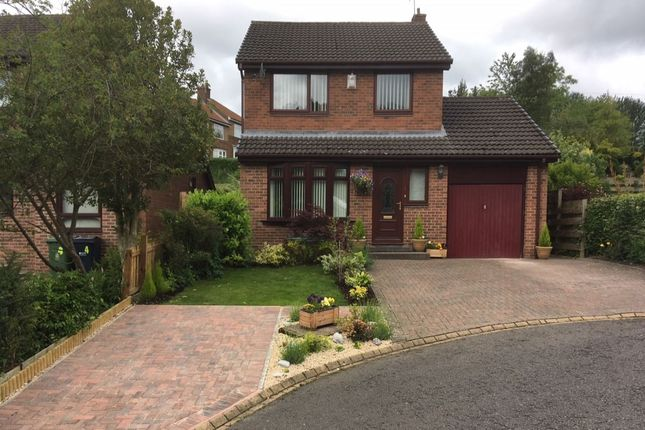 Thumbnail Detached house for sale in Woodlands Close, High Spen, Rowlands Gill