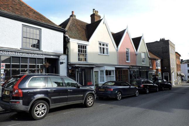 Market Hill, Woodbridge IP12