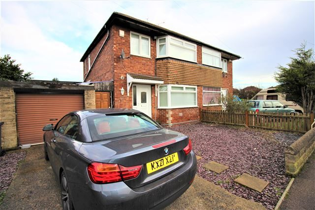 Thumbnail Semi-detached house to rent in Townend Avenue, Aston, Sheffield, Rotherham