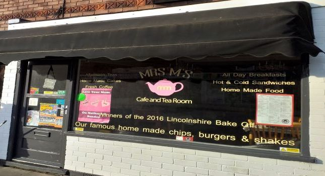 Restaurant/cafe for sale in Ashby High Street, Scunthorpe