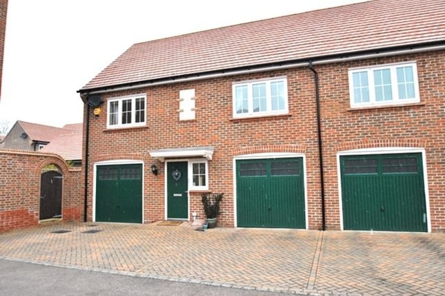 Thumbnail Maisonette to rent in Lindsell Avenue, Letchworth Garden City