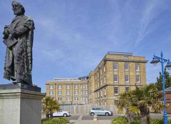 Thumbnail Flat to rent in Former Nurses Residence, Canterbury Road, Margate