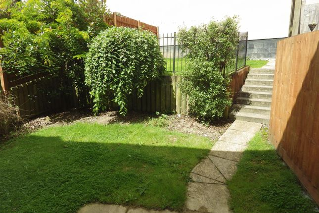 Rear Garden of Elms Meadow, Winkleigh EX19