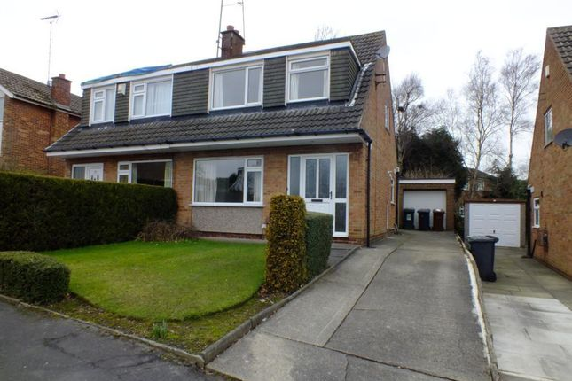 Thumbnail Semi-detached house to rent in Linton Rise, Shadwell, Leeds