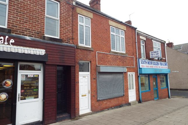 Thumbnail Flat to rent in Park Road, Southmoor, Stanley