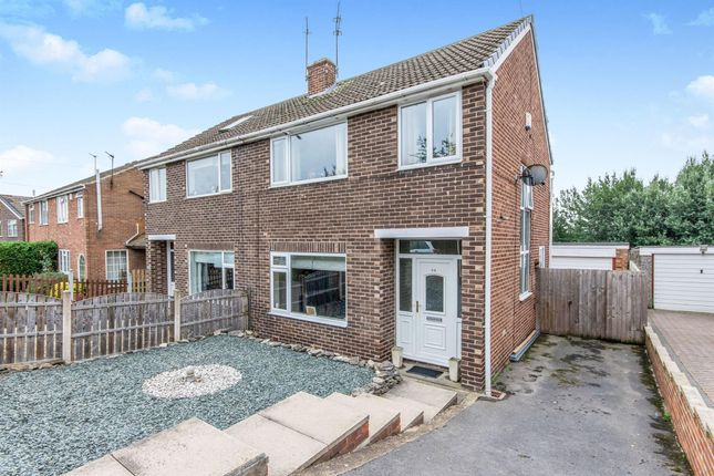 Thumbnail Property to rent in Manor Rise, Walton, Wakefield