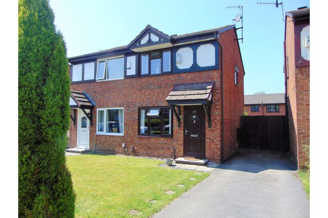 2 bed semi-detached house for sale in George Street, Oldham