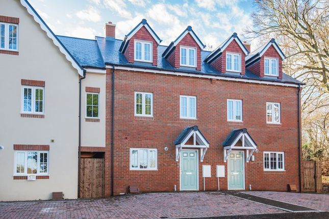 Thumbnail Terraced house for sale in Barn Lane, Hazlemere, High Wycombe