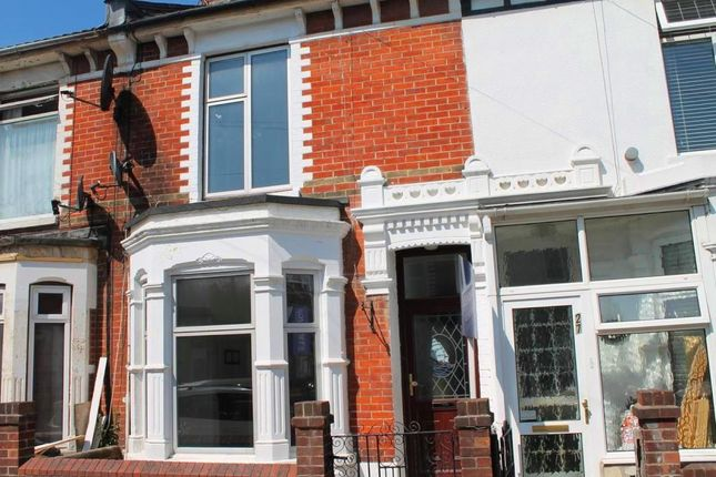 Thumbnail Property to rent in Bosham Road, Portsmouth
