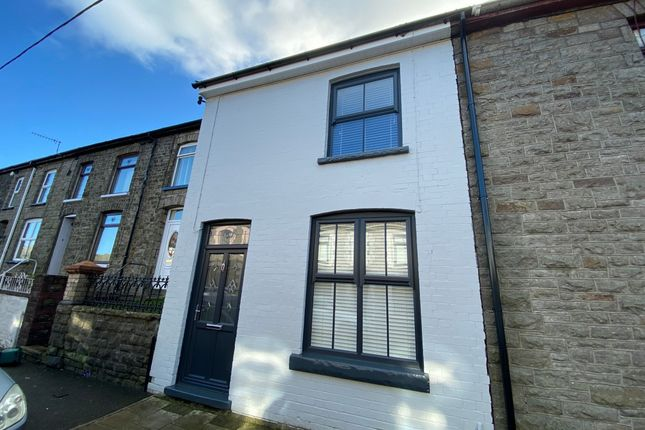 1 bed terraced house for sale in Glynfach Road, Porth -, Porth CF39
