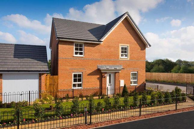 "Thumbnail Detached house for sale in ""Alderney"" at Mount Street, Barrowby Road, Grantham"
