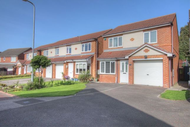 Thumbnail Detached house for sale in The Brambles, Birtley, Chester Le Street