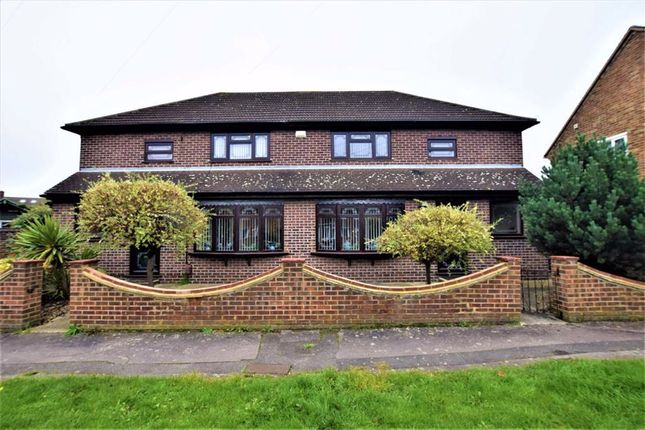Thumbnail Detached house for sale in Cullen Square, South Ockendon, Essex