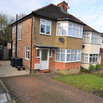 Thumbnail Detached house to rent in Barnet, London