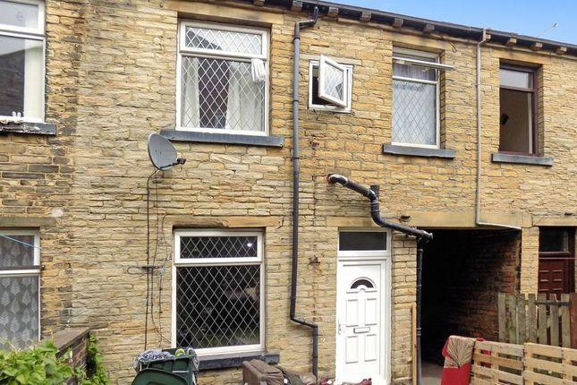 Front of Daisy Street, Great Horton, Bradford BD7
