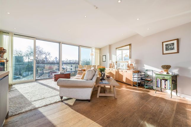 Thumbnail Flat to rent in Hirst Court, Grosvenor Waterside, 20 Gatliff Road, Chelsea, London
