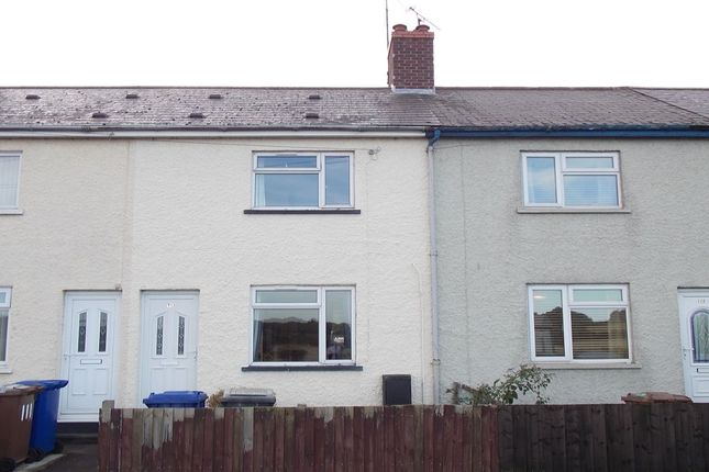 Thumbnail Terraced house for sale in Burwell Road, Exning, Newmarket