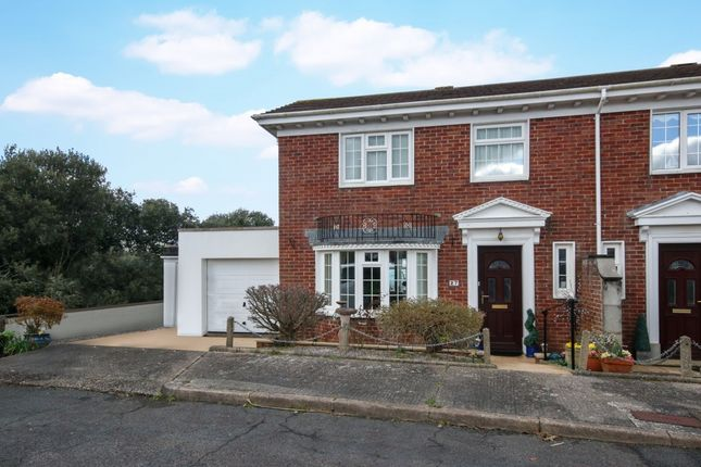 Thumbnail Semi-detached house for sale in Thorncliff Close, Torquay