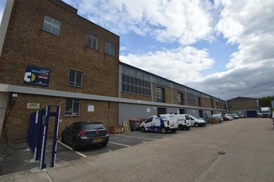 Thumbnail Light industrial to let in Unit 13, Menin Works, Bond Road, Mitcham, Surrey