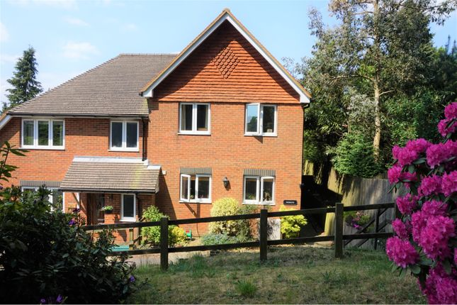 Thumbnail Semi-detached house for sale in Clovelly Road, Hindhead