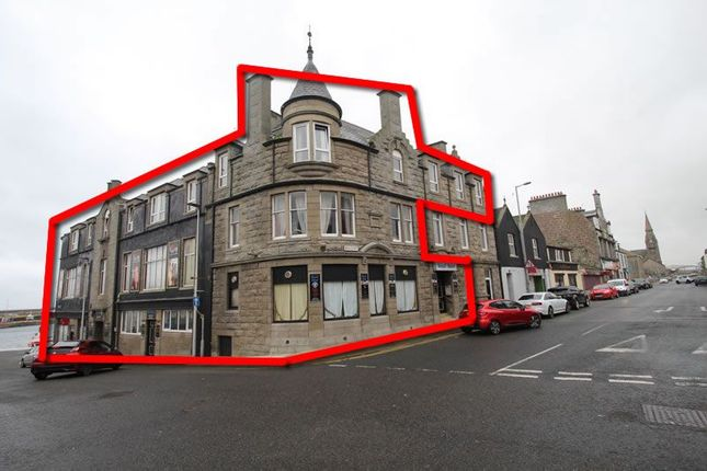 Thumbnail Terraced house for sale in The Royal Hotel, Broad Street, Fraserburgh AB439Au