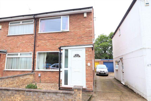 Thumbnail Semi-detached house for sale in Dordans Road, Luton