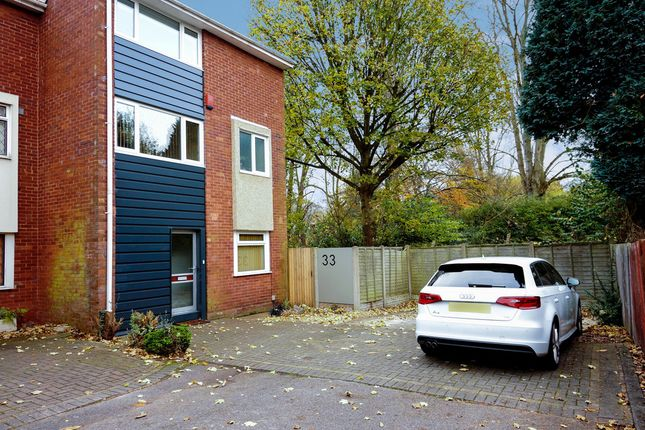 Thumbnail Town house for sale in St Christopher's, Handsworth Wood, Birmingham, West Midlands
