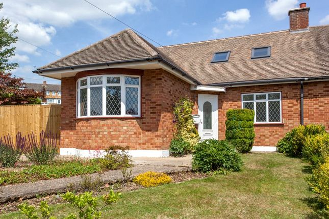 Thumbnail Semi-detached house for sale in Barnhill Road, Marlow, Buckinghamshire