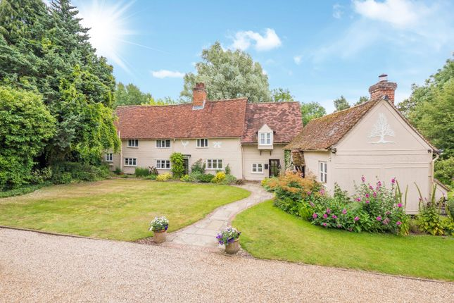 Thumbnail Detached house for sale in Wethersfield, Braintree, Essex