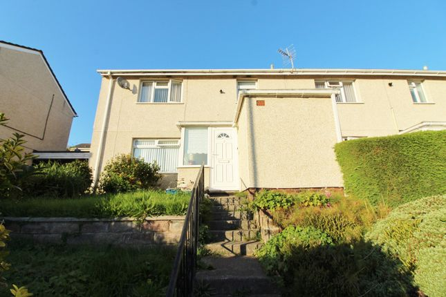 Thumbnail End terrace house for sale in Cornbrook Road, Bettws, Newport