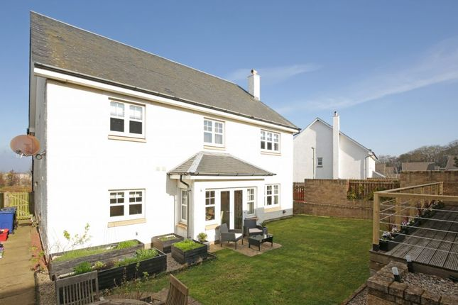 Thumbnail Detached house for sale in 16 Magpie Gardens, Dalkeith