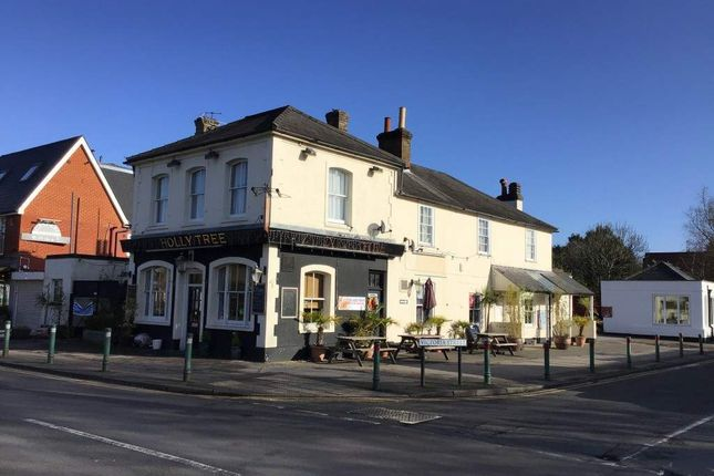 Thumbnail Pub/bar for sale in St. Judes Road, Englefield Green, Egham