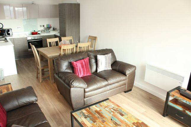 Thumbnail Flat to rent in Nuovo Apartments, 59 Great Ancoats Street, Ancoats