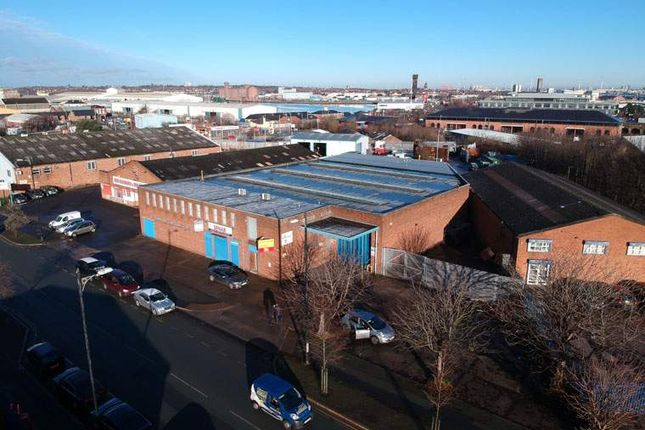 Thumbnail Industrial to let in 118, Cleveland Street, Birkenhead