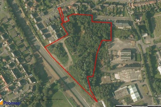 Thumbnail Land for sale in Donald Mackinnon Avenue, Kirkintilloch, East Dunbartonshire