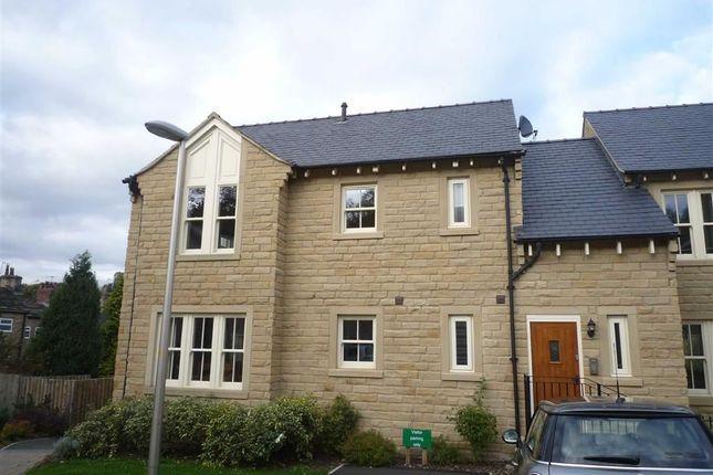 Thumbnail Flat to rent in Park Street, Bollington, Cheshire