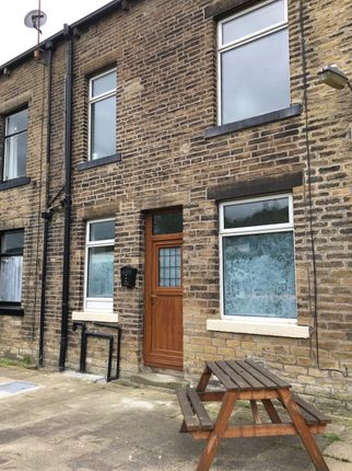 2 bed terraced house to rent in Back Commercial Street, Todmorden