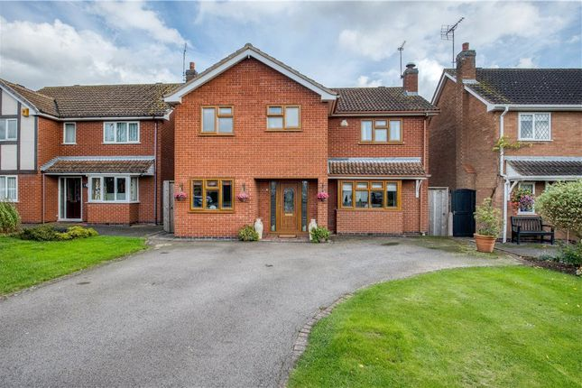 Thumbnail Detached house for sale in Dorchester Way, Nuneaton, Warwickshire