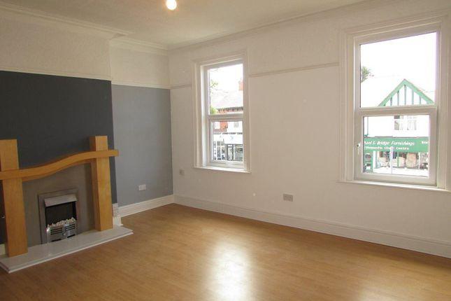 Thumbnail Flat to rent in Whitegate Drive, Blackpool, Lancashire