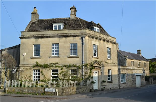5 bedroom detached house for sale in High Street, Hinton Charterhouse, Bath