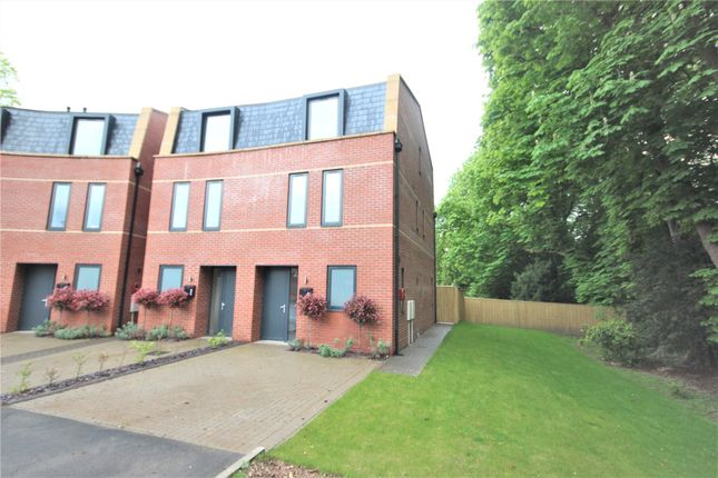 Thumbnail Semi-detached house for sale in The Curve, Welholme Avenue
