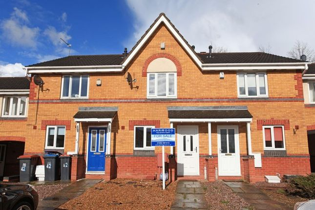 Thumbnail Terraced house to rent in Ragged Robins Close, St. Georges, Telford