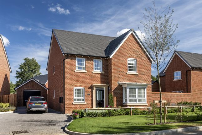 "Thumbnail Detached house for sale in ""Ash"" at Blackwall Road South, Willesborough, Ashford"