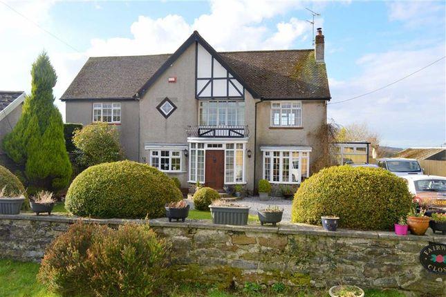 Thumbnail Detached house for sale in Tirmynydd Road, Three Crosses, Swansea