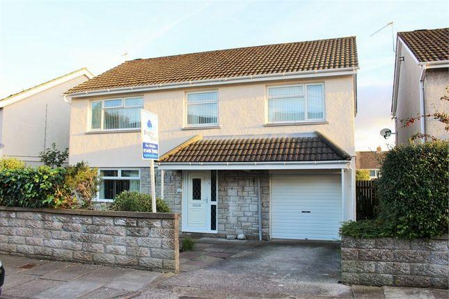 Thumbnail Detached house for sale in Grange Gardens, Llantwit Major